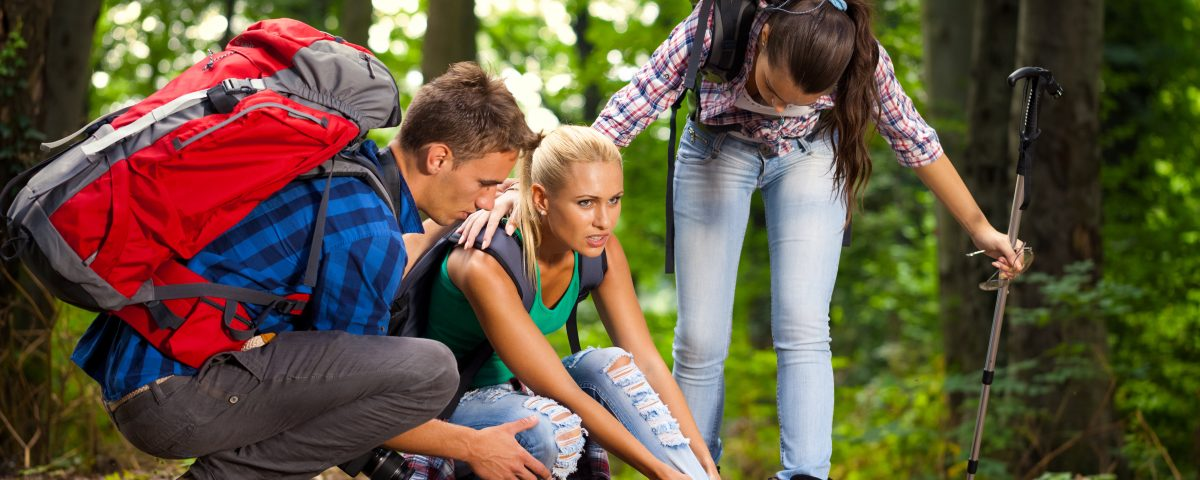 3 Most Common Outdoors Injuries and Ailments